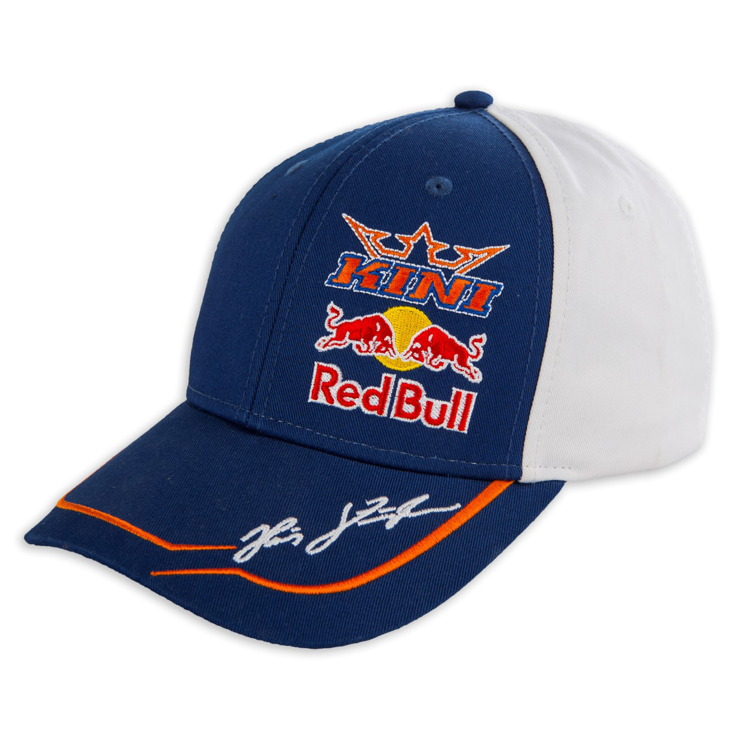 Kini Red Bull Cap Team Blue White  f37635b73b