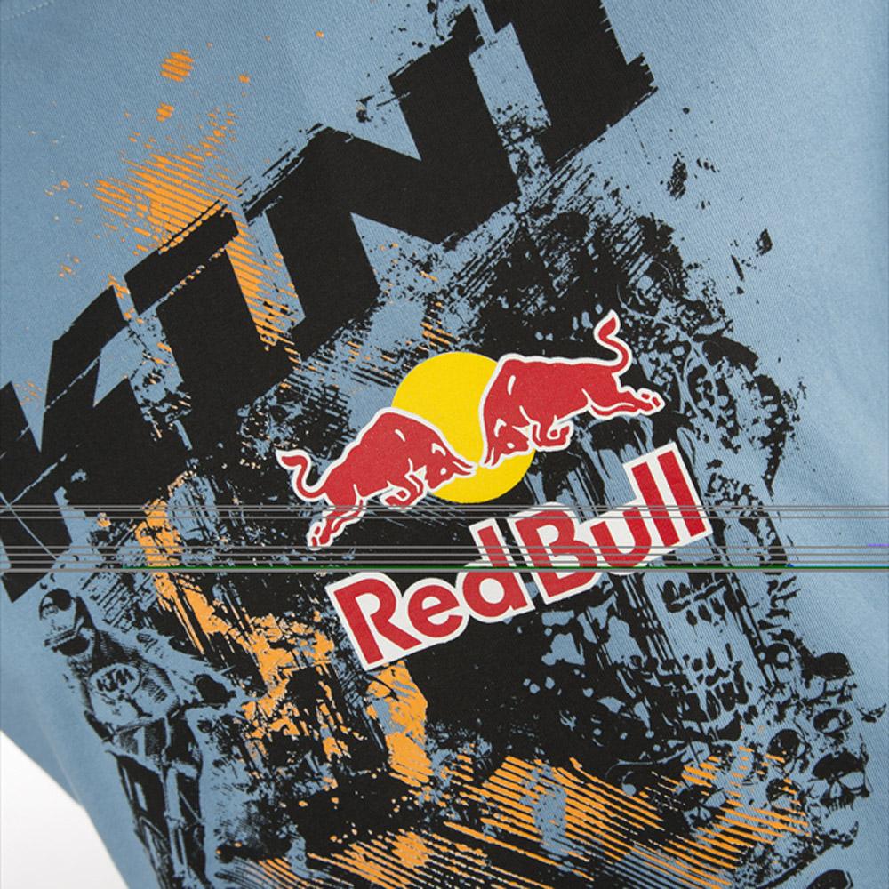 Kini-Red-Bull-T-Shirt-Underworld-Blau
