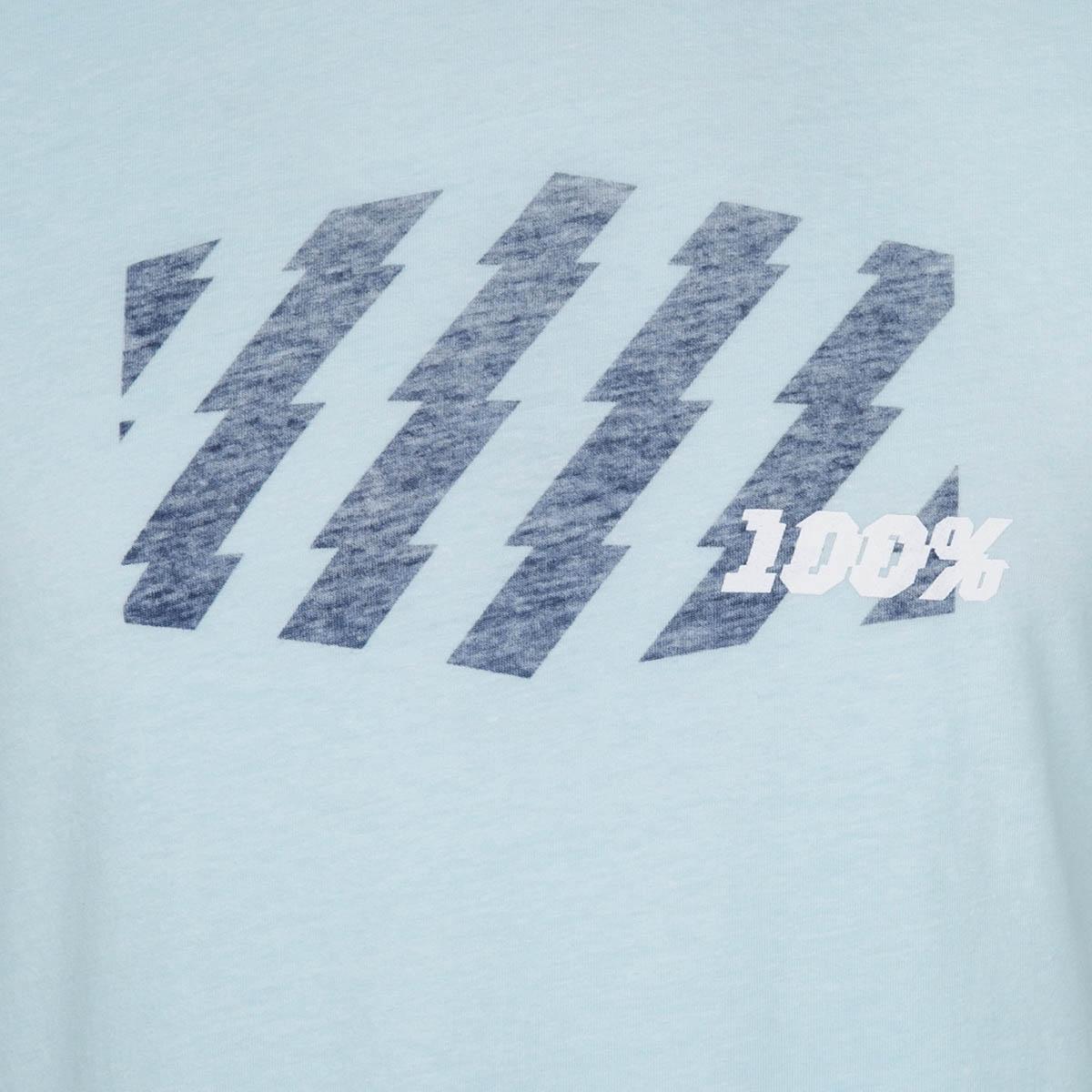 100% T-Shirt Strike Ice Ice Ice Blau | New Product 2019  | Verschiedene Stile  72b9d5