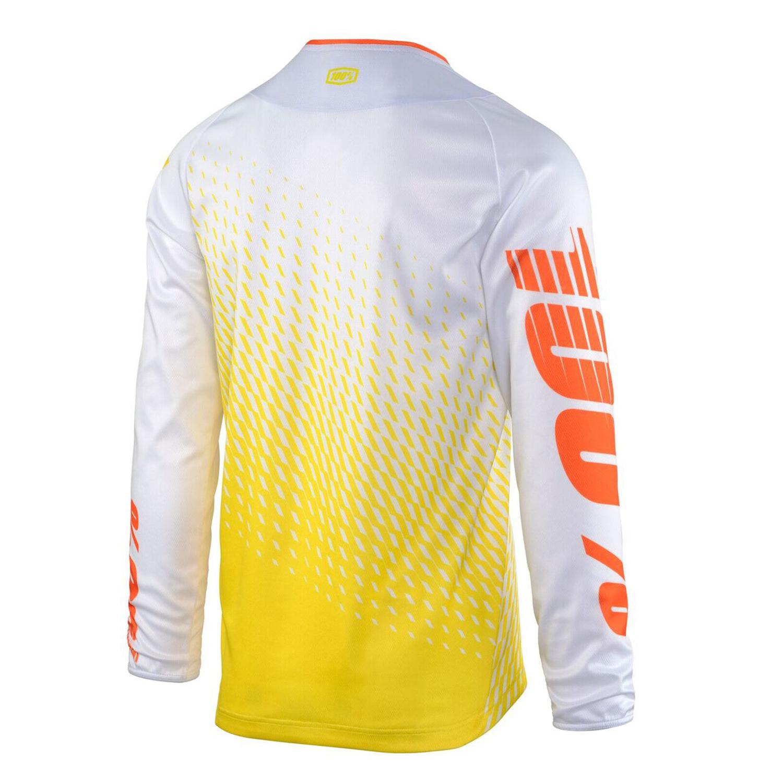 100% Downhill-Jersey R-Core Supra Supra Supra Weiß 65d0a3