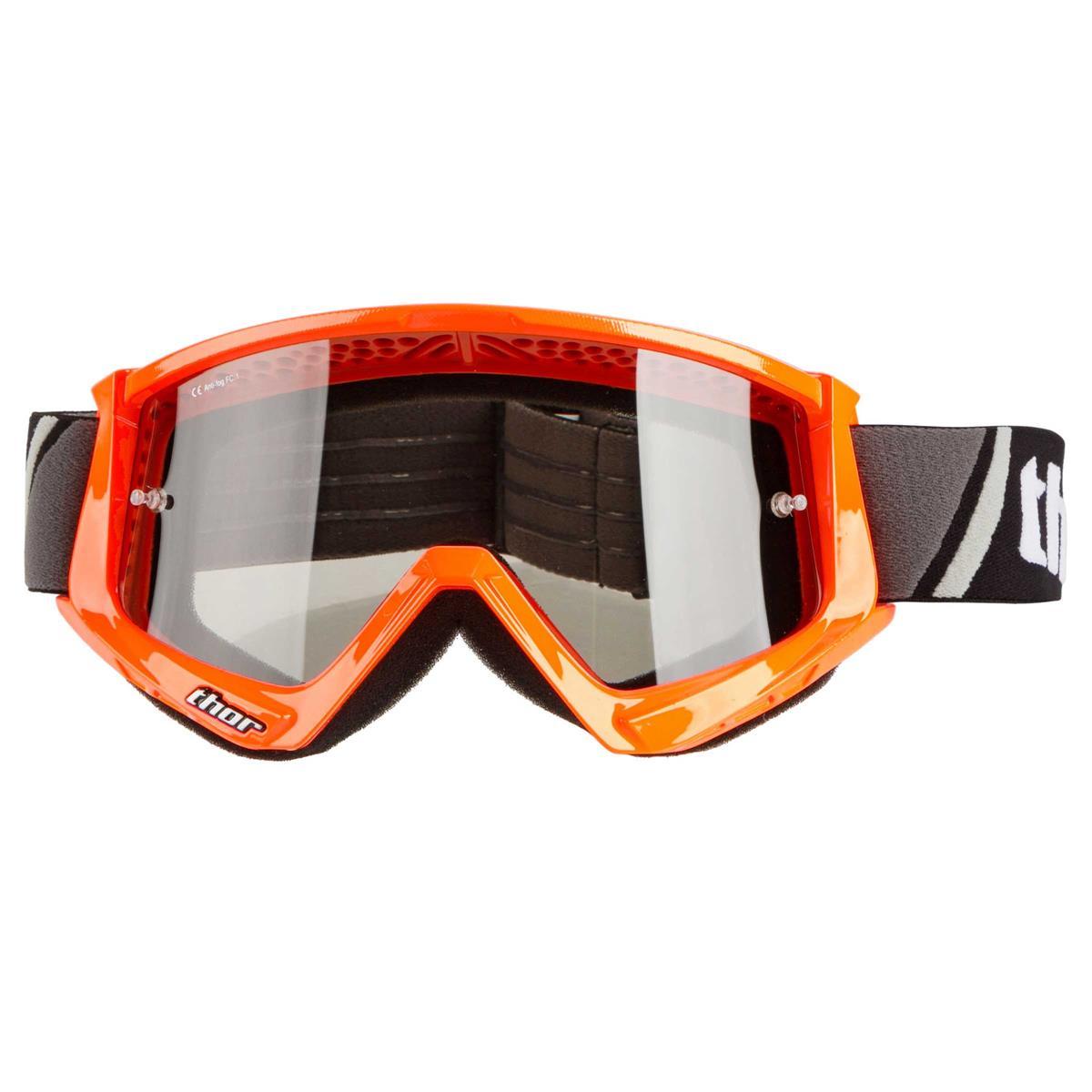 Thor Crossbrille Combat Orange