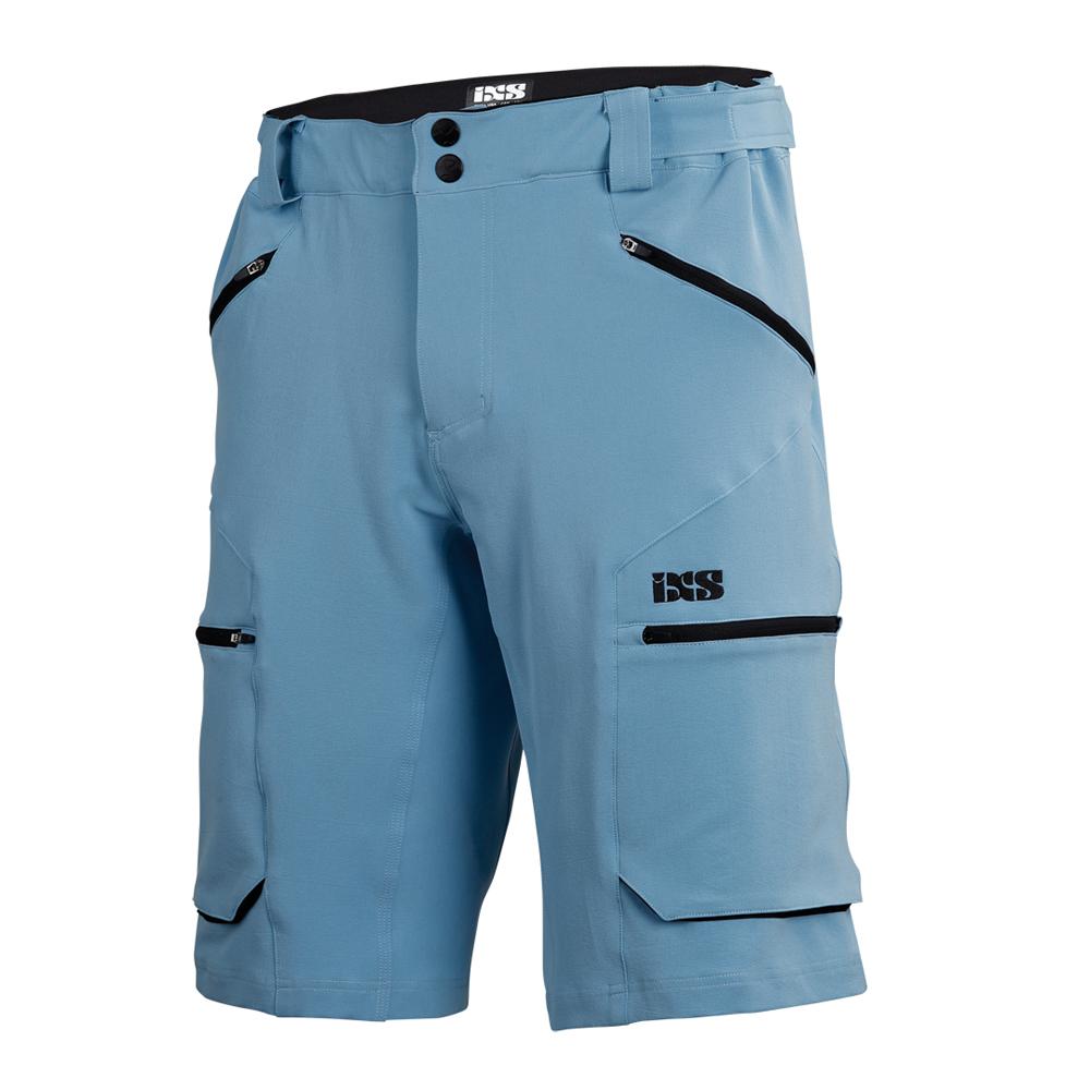 IXS Downhill-Short Tema 6.1 6.1 6.1 Brisk Blau edddbb