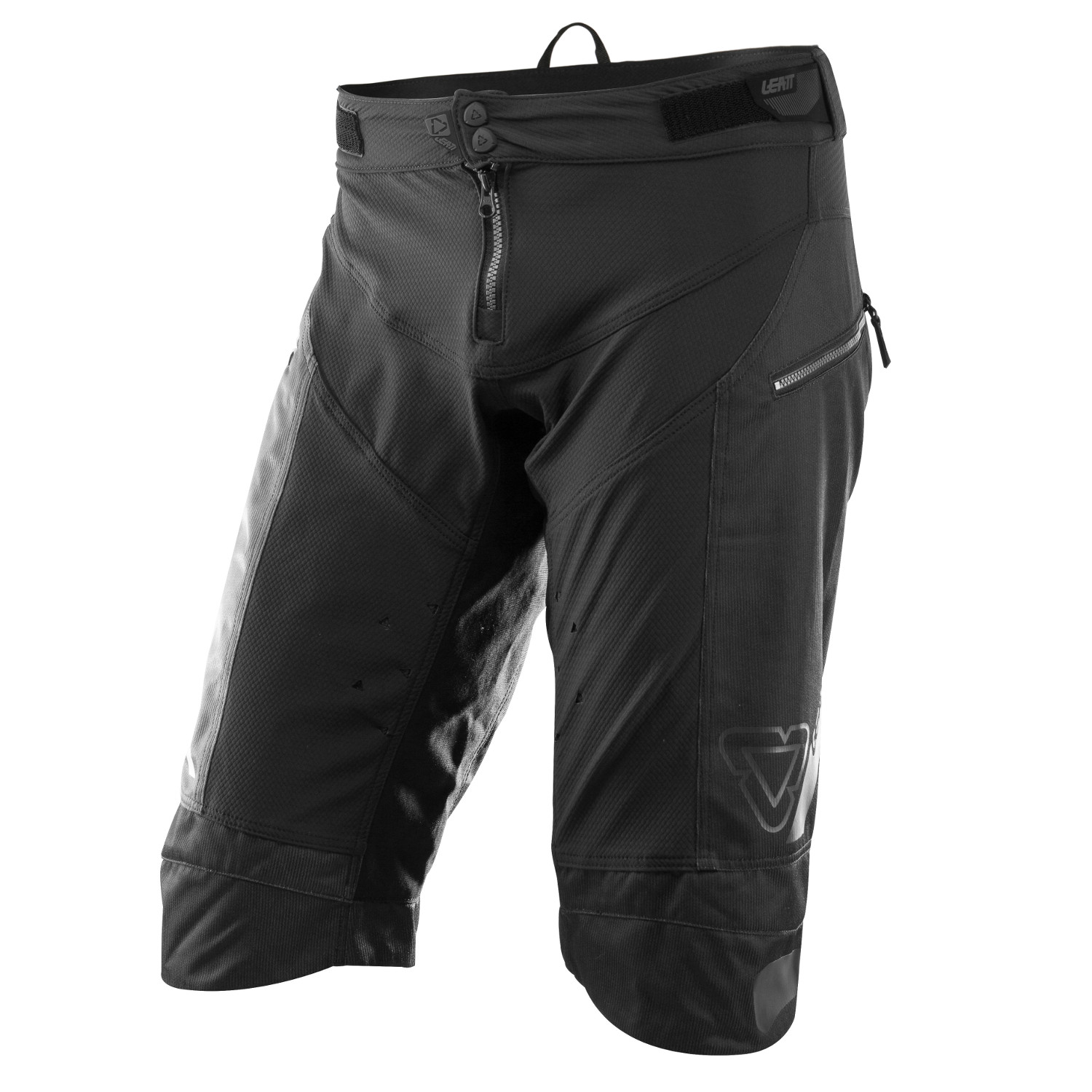 Leatt Downhill-Short DBX 4.0 4.0 4.0 Schwarz Grau 7bd973