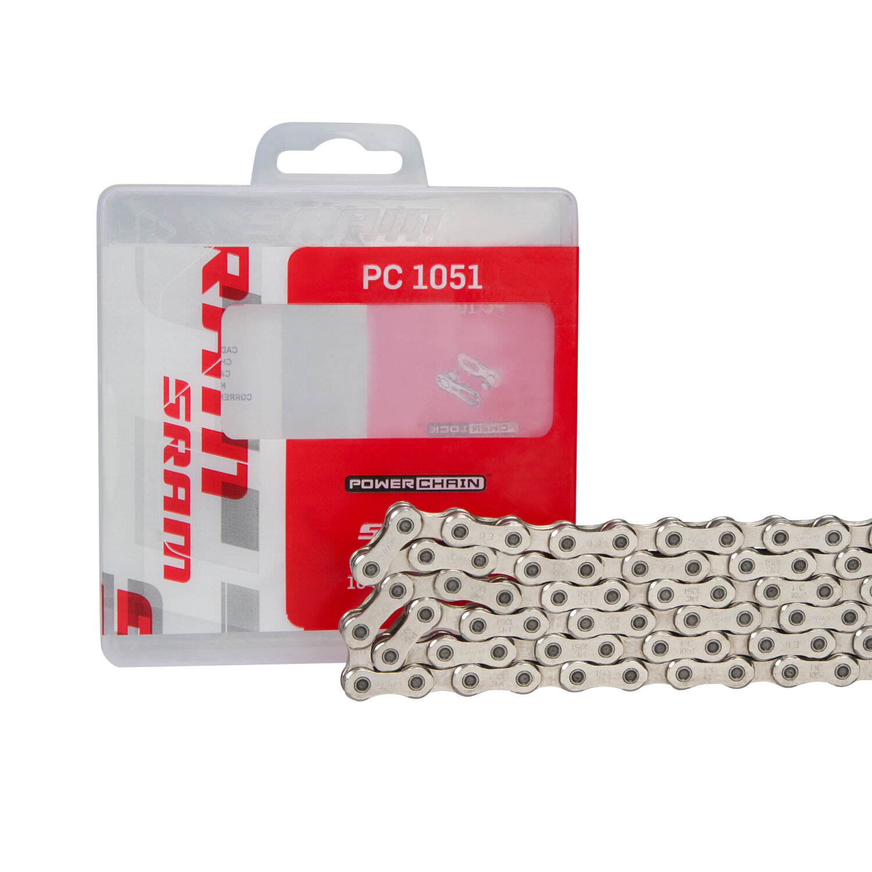 NEW SRAM PC-1051 10 speed Chain w//PowerLock 114 links