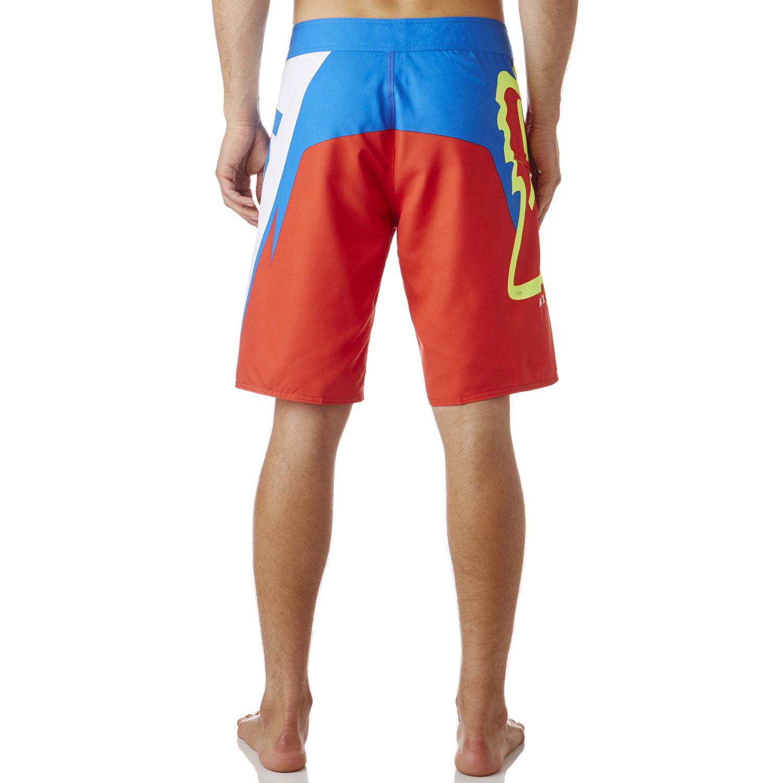 Fox Racing Motion Creo Boardshorts Swim Trunks Red *Various Sizes