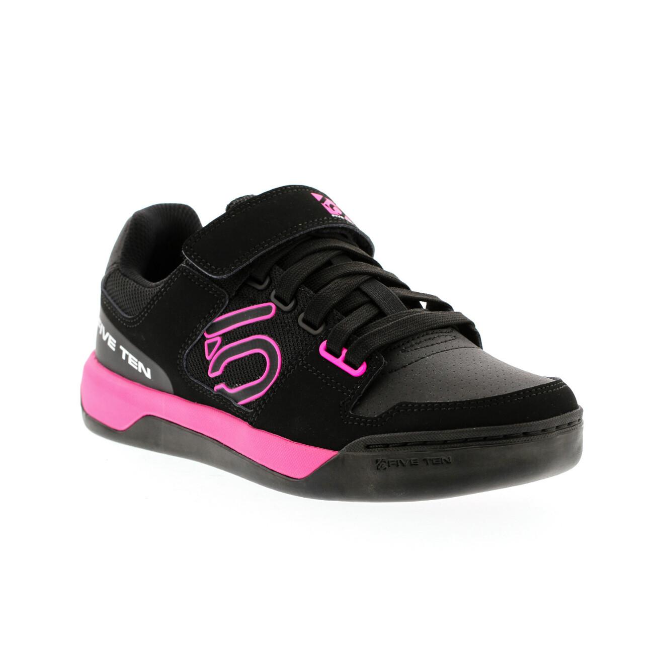 Five Ten Girls Bike Shoes Hellcat Clipless Schock Pink Fall 2017