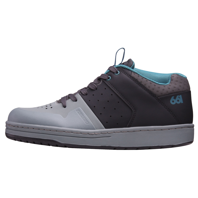 SixSixOne SixSixOne SixSixOne MTB-Schuhe Filter Flat Grau 1121a3