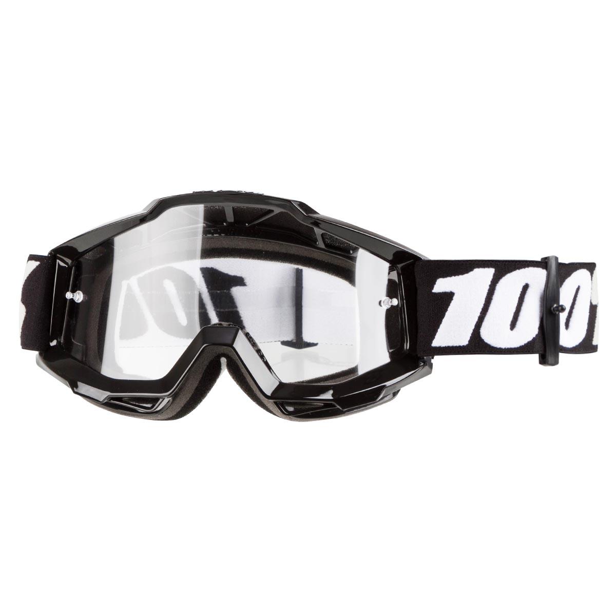 100% Crossbrille The Accuri Tornado, OTG - Klar Anti-Fog