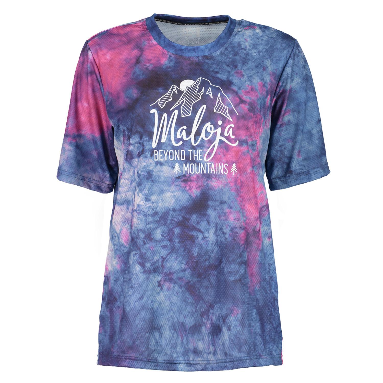 Maloja Girls T-shirt wangm. Mountain Lake Lake Lake 278a9d