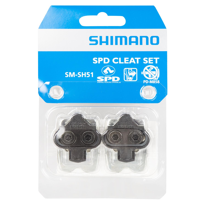 1410d0817 ... Cleats Sh51  Shimano ...