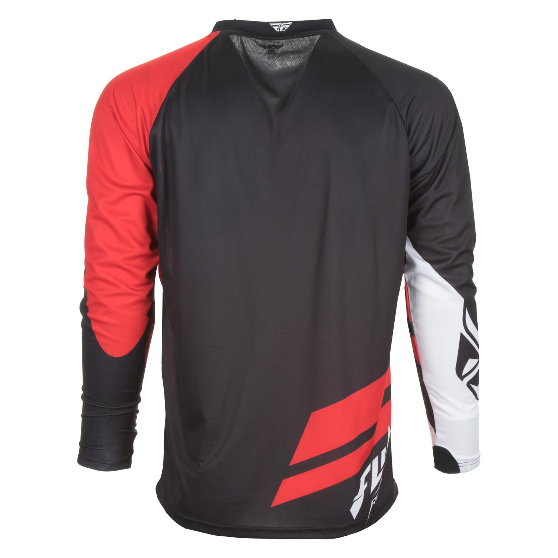 Fly Racing Downhill-Jersey Downhill-Jersey Downhill-Jersey Radium Shaun Palmer Edition - Rot/Schwarz 8c27dc