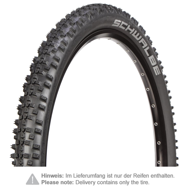Schwalbe MTB-Reifen Smart Sam HS 476 Schwarz, 26 x 2.25, Liteskin ...