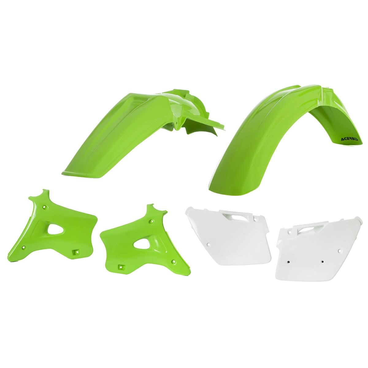 Acerbis Plastic Kit Kawasaki KX 125/250 94-98, Replica 95