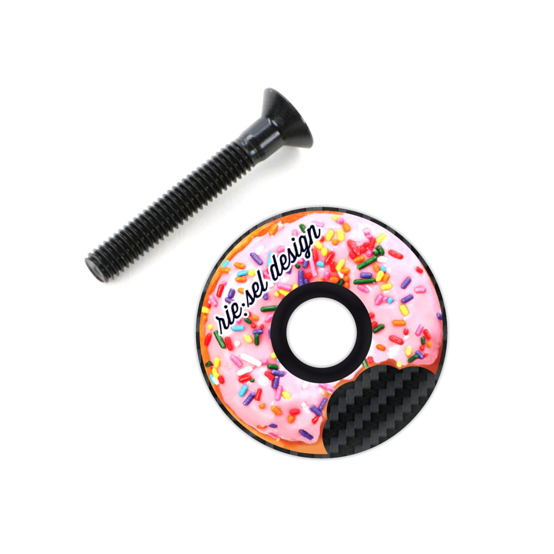 Riesel Design Ahead Kappe Stem Cap Donut