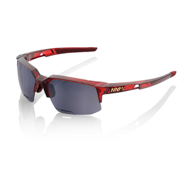 100% Speedcoupe Sonnenbrille (Ice Gläser, verspiegelt) - Sonnenbrillen - Performance Aurora