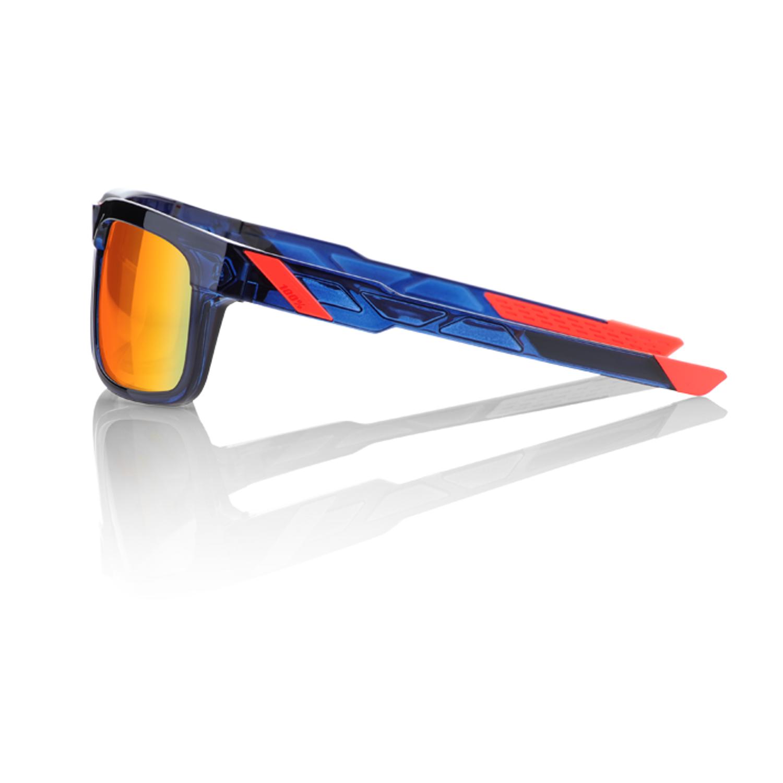 100% Type-S - Hiper Red Multilayer Mirror Lens - Sonnenbrillen - Freizeit Anthem Einheitsgröße f1ORqPRh