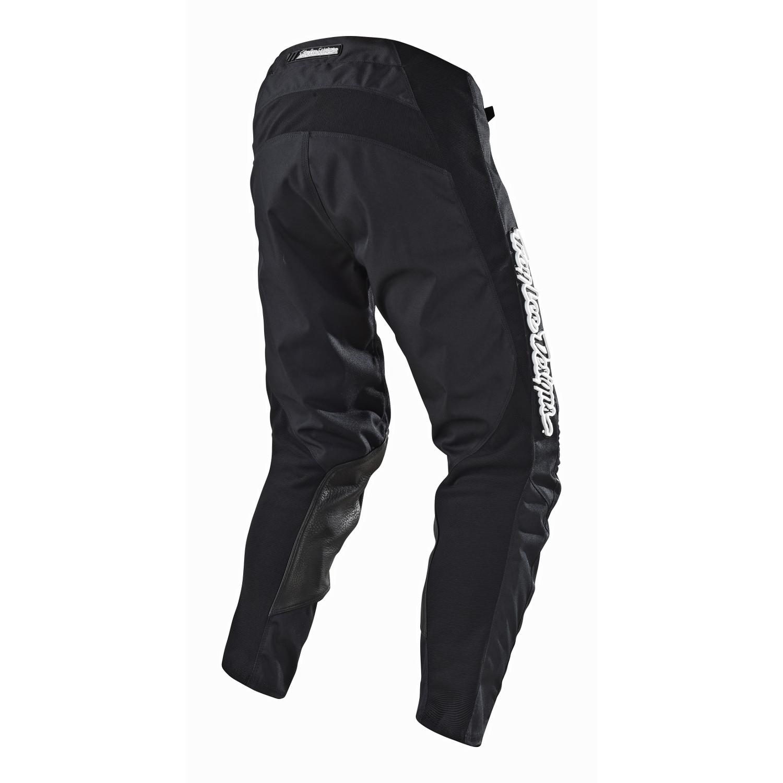 Troy Lee Designs GP Mono Mens MX Offroad Pants Black