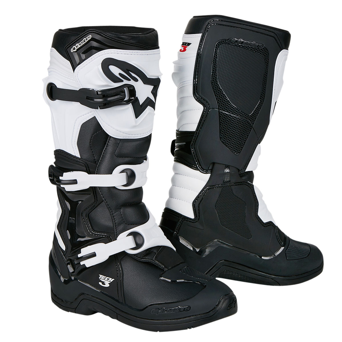 Alpinestars Mens Tech 3 Motocross Boots