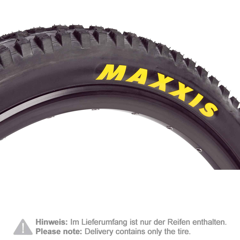 maxxis mtb reifen minion dhf freeride schwarz 27 5 x. Black Bedroom Furniture Sets. Home Design Ideas