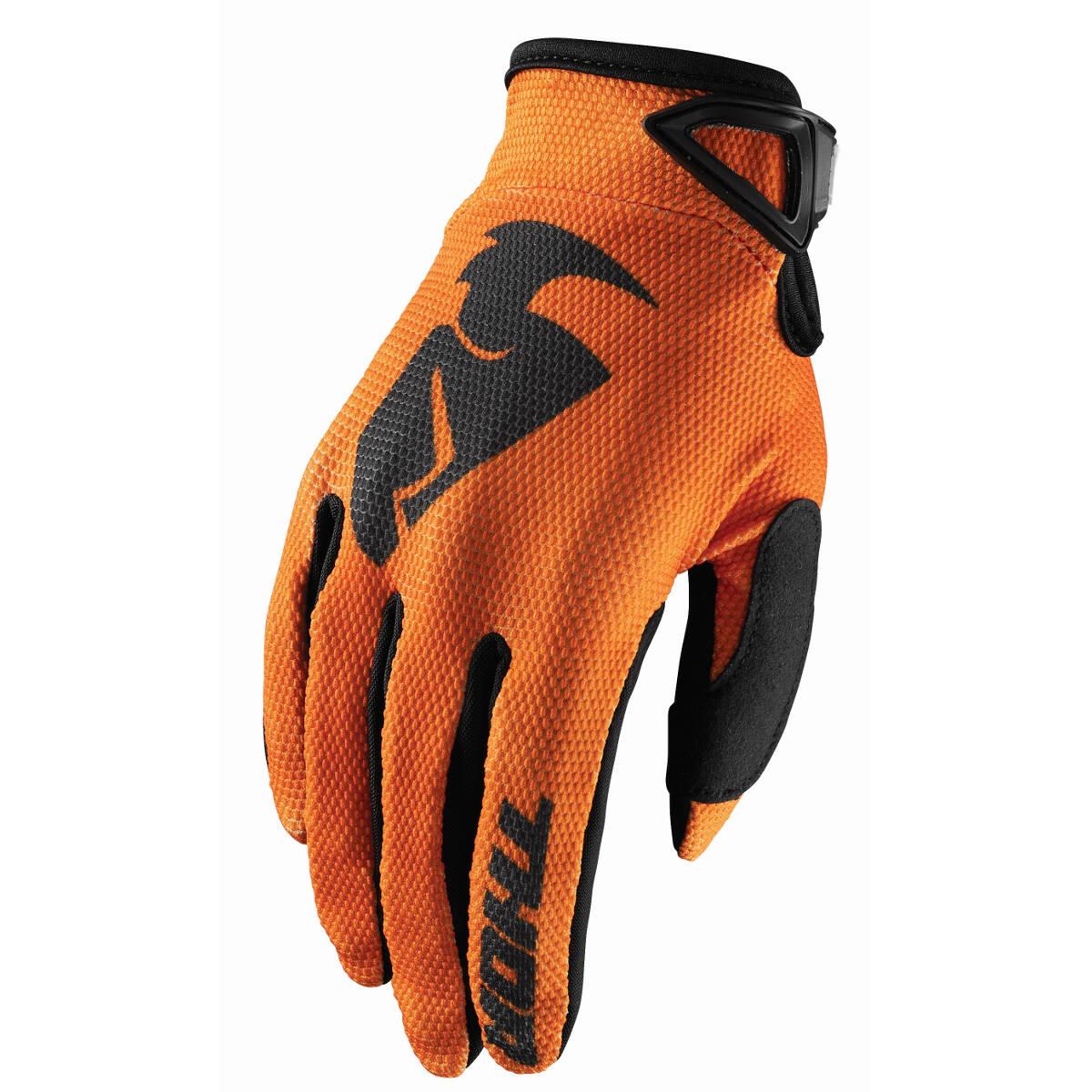 Thor Handschuhe Sector Orange