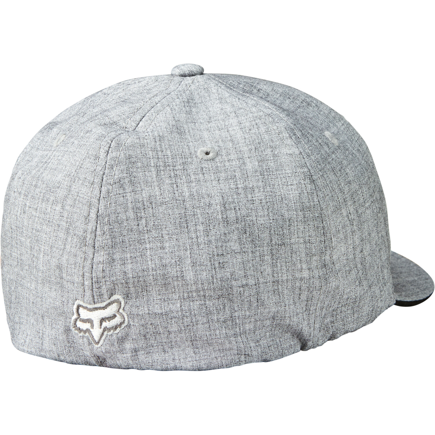 00bdea71a4169 Fox Flexfit Cap Set In Heather Grey