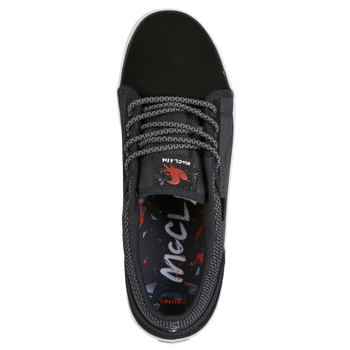 DVS Shoes Aversa+ Black Suede McClain | Maciag Offroad