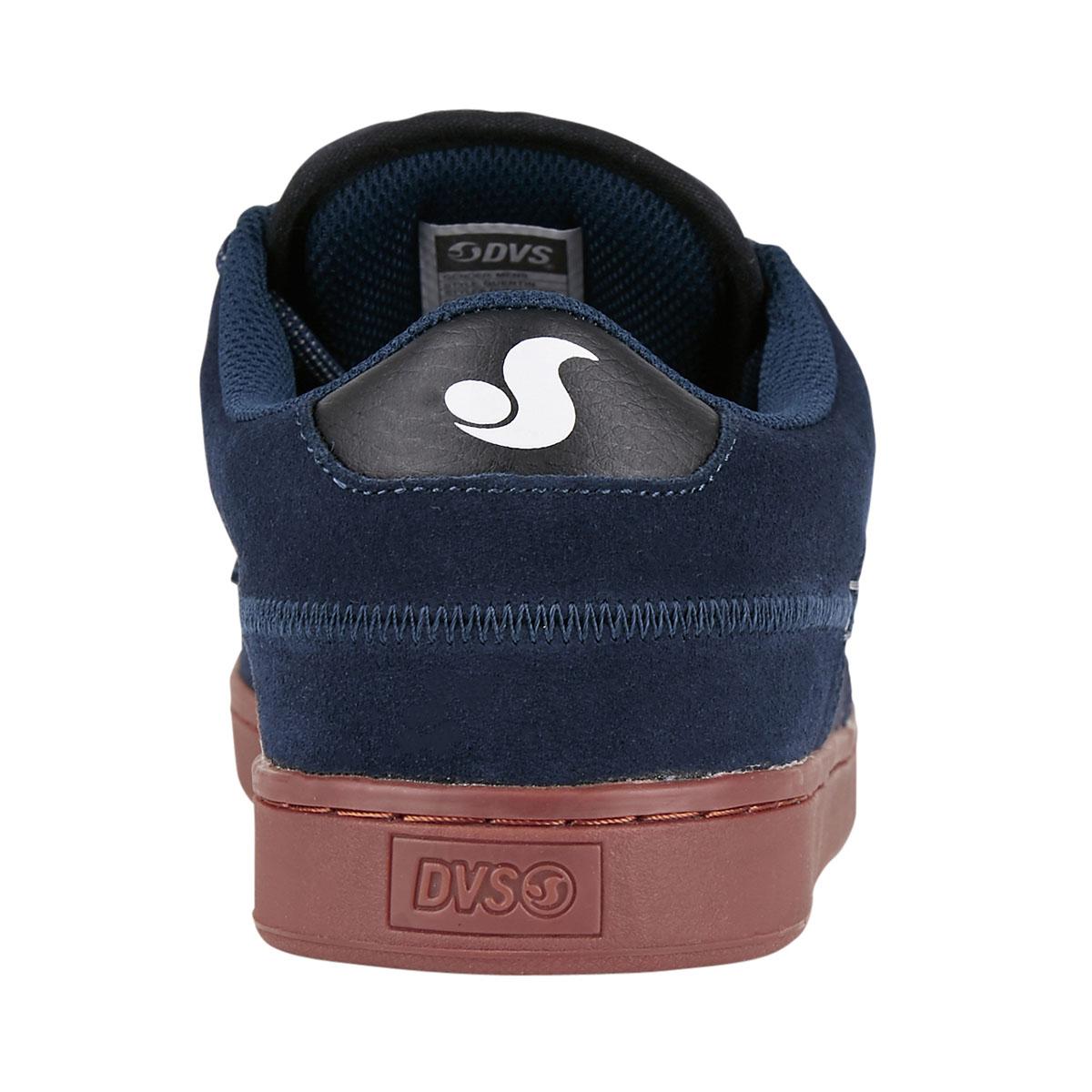 Billig gute Qualität DVS Schuhe Quentin Navy Suede