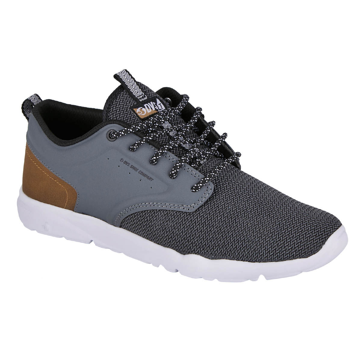 Clearance Perfect Eastbay For Sale DVS Premier 2.0+ Sneaker(Men's) -Black/Charcoal Textile Knit Discount Eastbay Great Deals Discount 2018 Newest w6fKCRG9ce