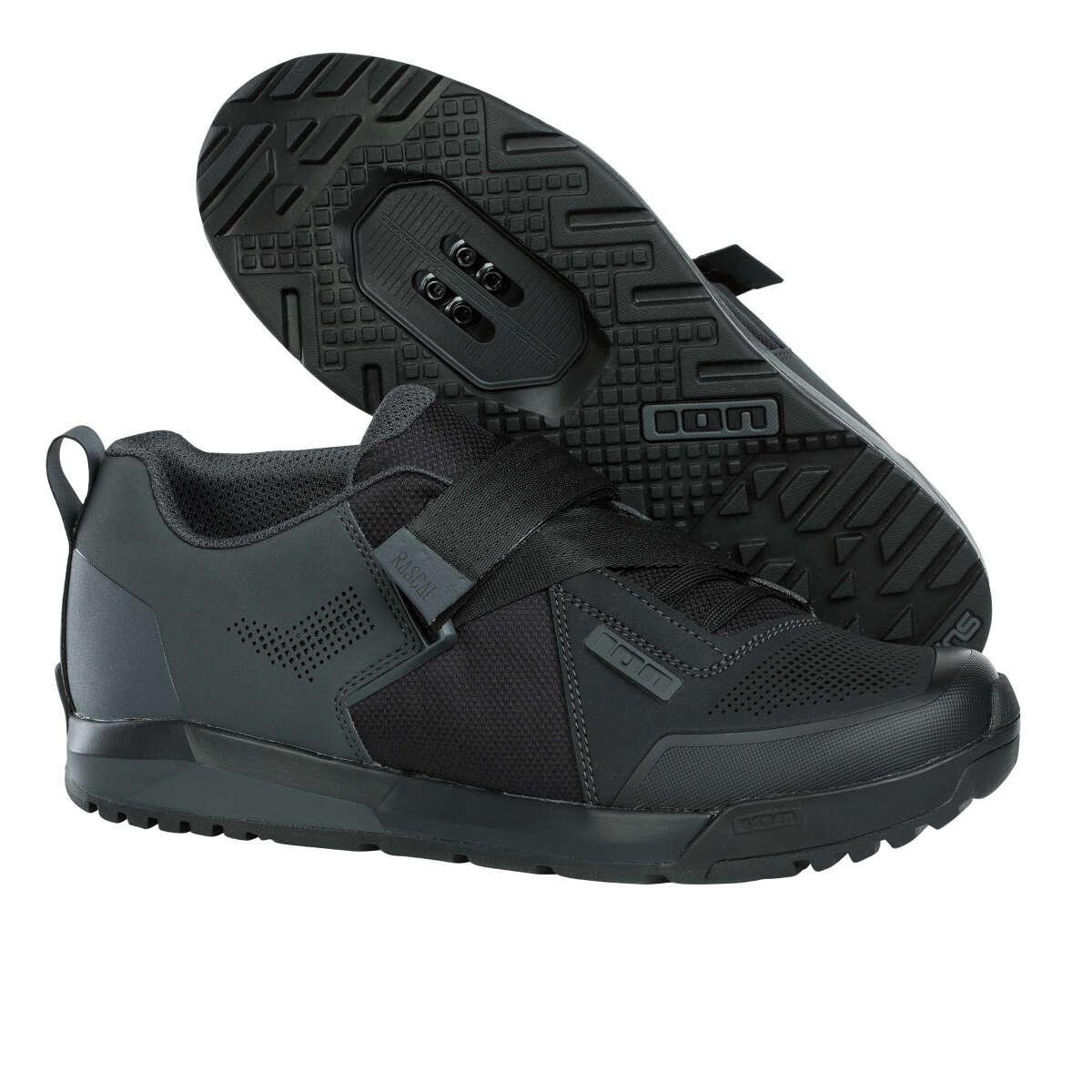 ION MTB Schuhe Rascal Schwarz