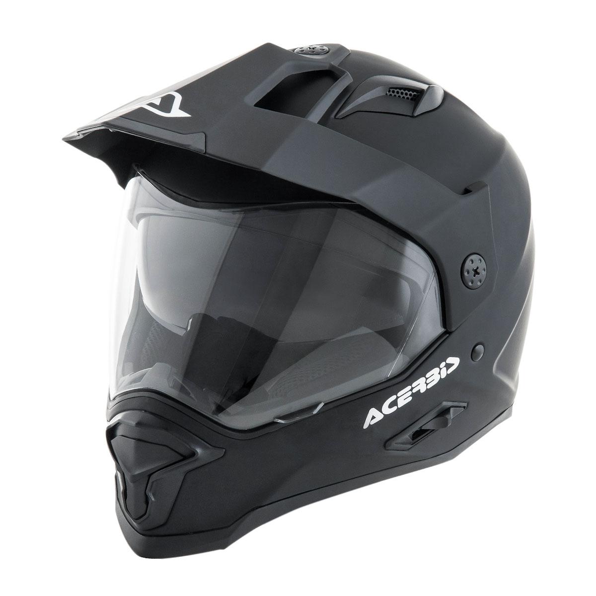 Acerbis Helm Reactive Schwarz