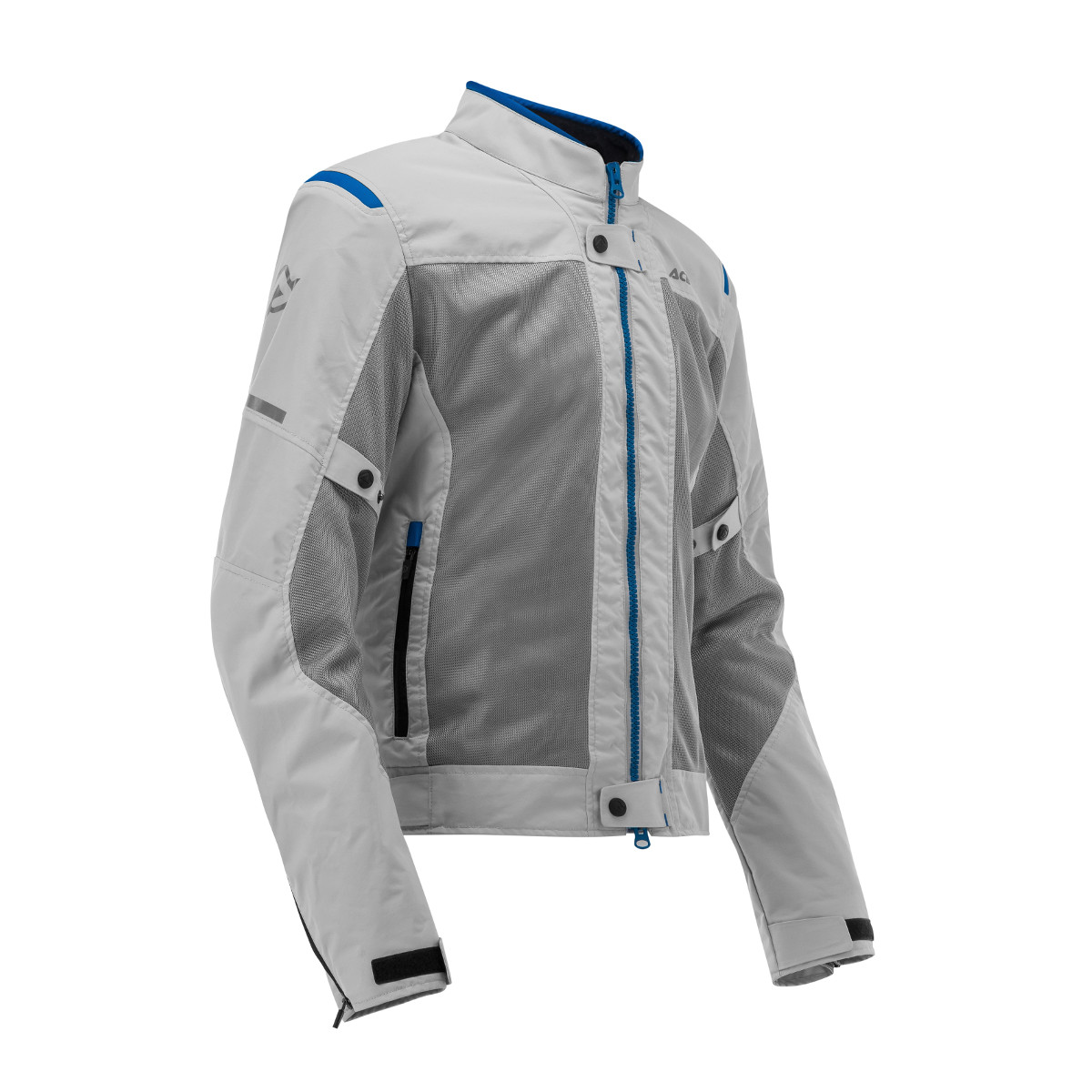 52b8b5fb Acerbis MX Jacket Ramsey My Vented 2.0 Grey/Blue | Maciag Offroad