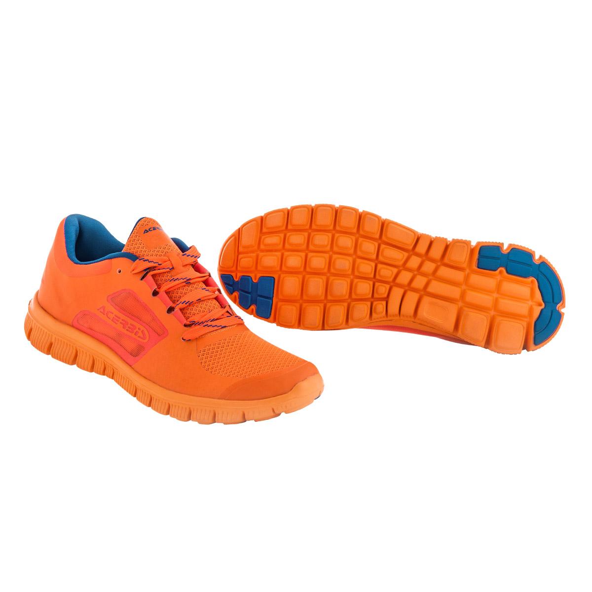 Acerbis Laufschuhe Corporate Fluo Orange
