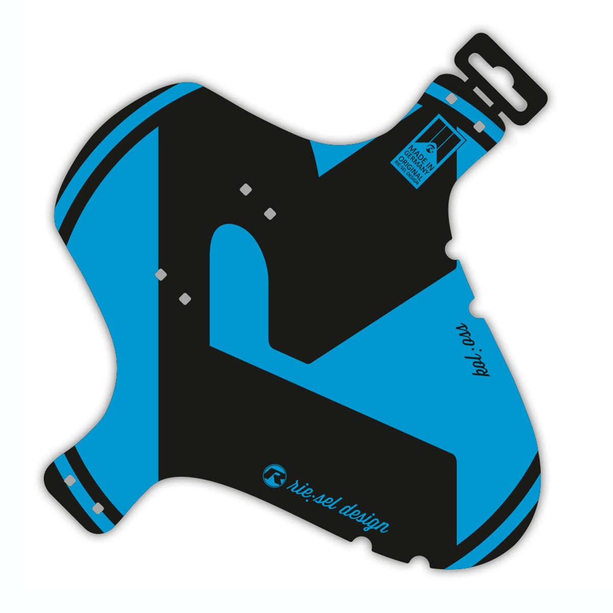 Riesel Design Schutzblech vorn Koloss Rot Radsport Schutzbleche 1 Stück