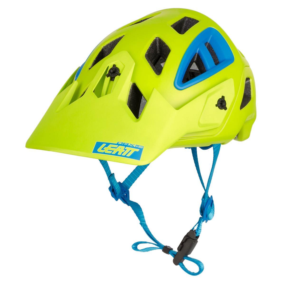 Leatt MTB Helm DBX 3.0 All Mountain Lime