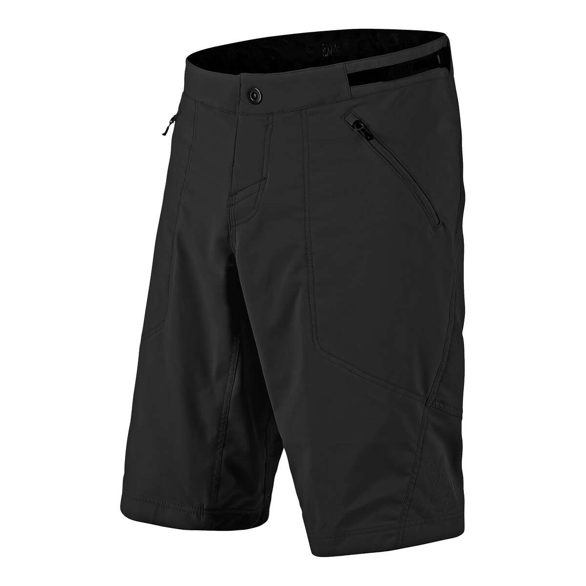 Troy Lee Designs Trail-Short Skyline Shell Schwarz