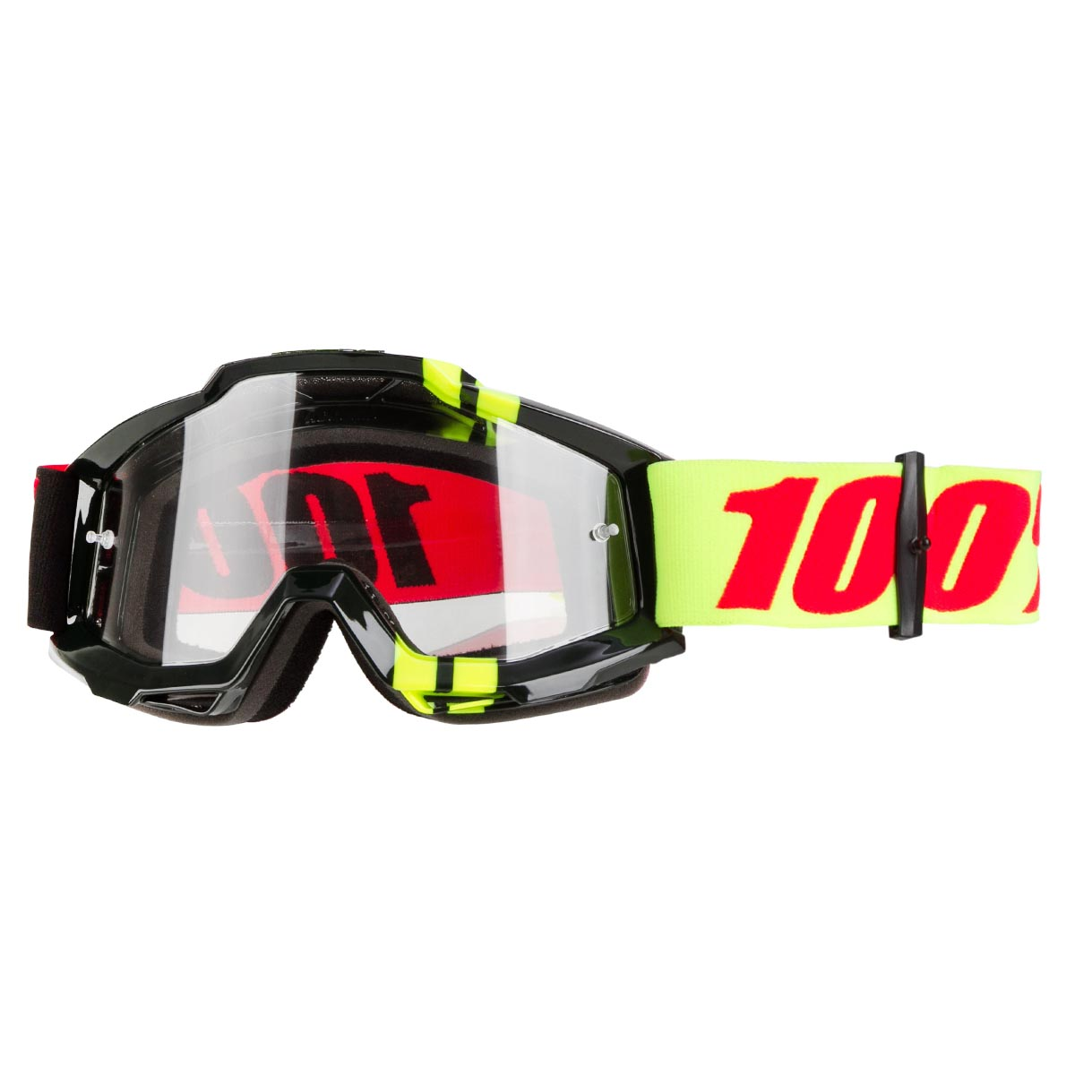 100% Goggle The Accuri Zerbo - Clear Anti-Fog