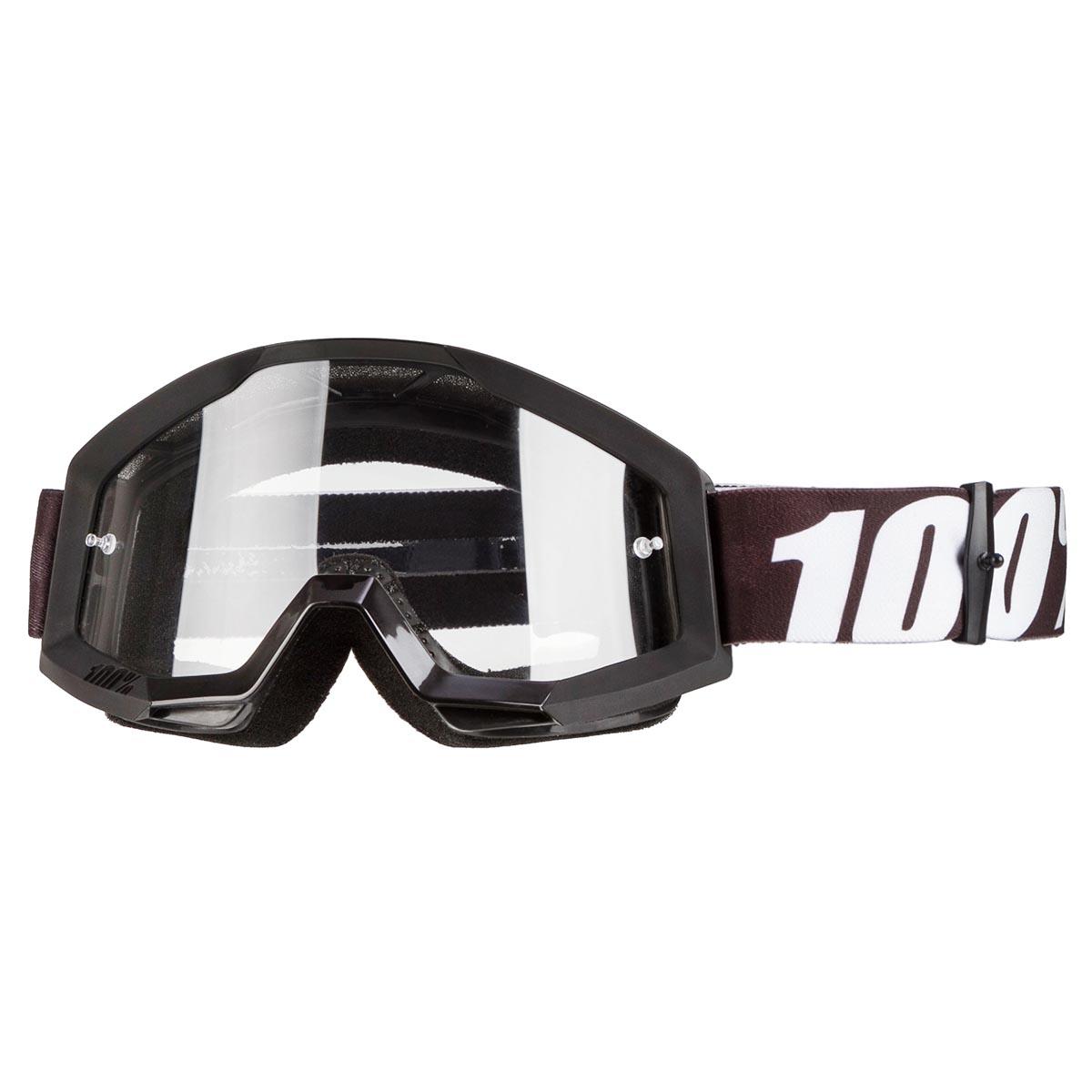 100% Crossbrille The Strata Outlaw - Klar Anti-Fog
