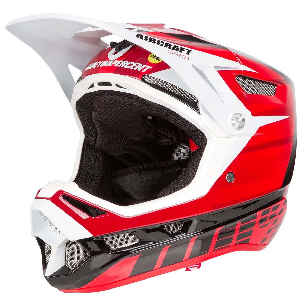 100% Downhill MTB Helmet Aircraft MIPS Dexter