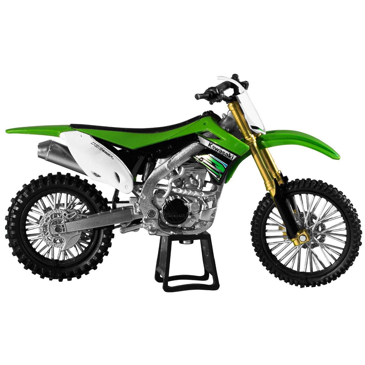 Miniatuur Motorradmodell Kawasaki 1:6