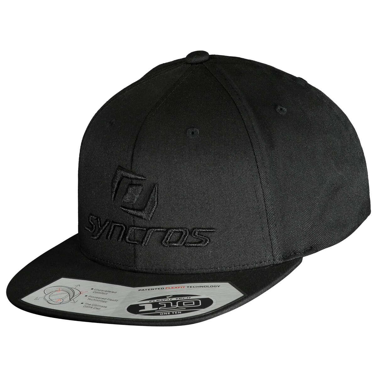 dobra jakość taniej San Francisco Scott Flexfit Cap Syncros Precision Black