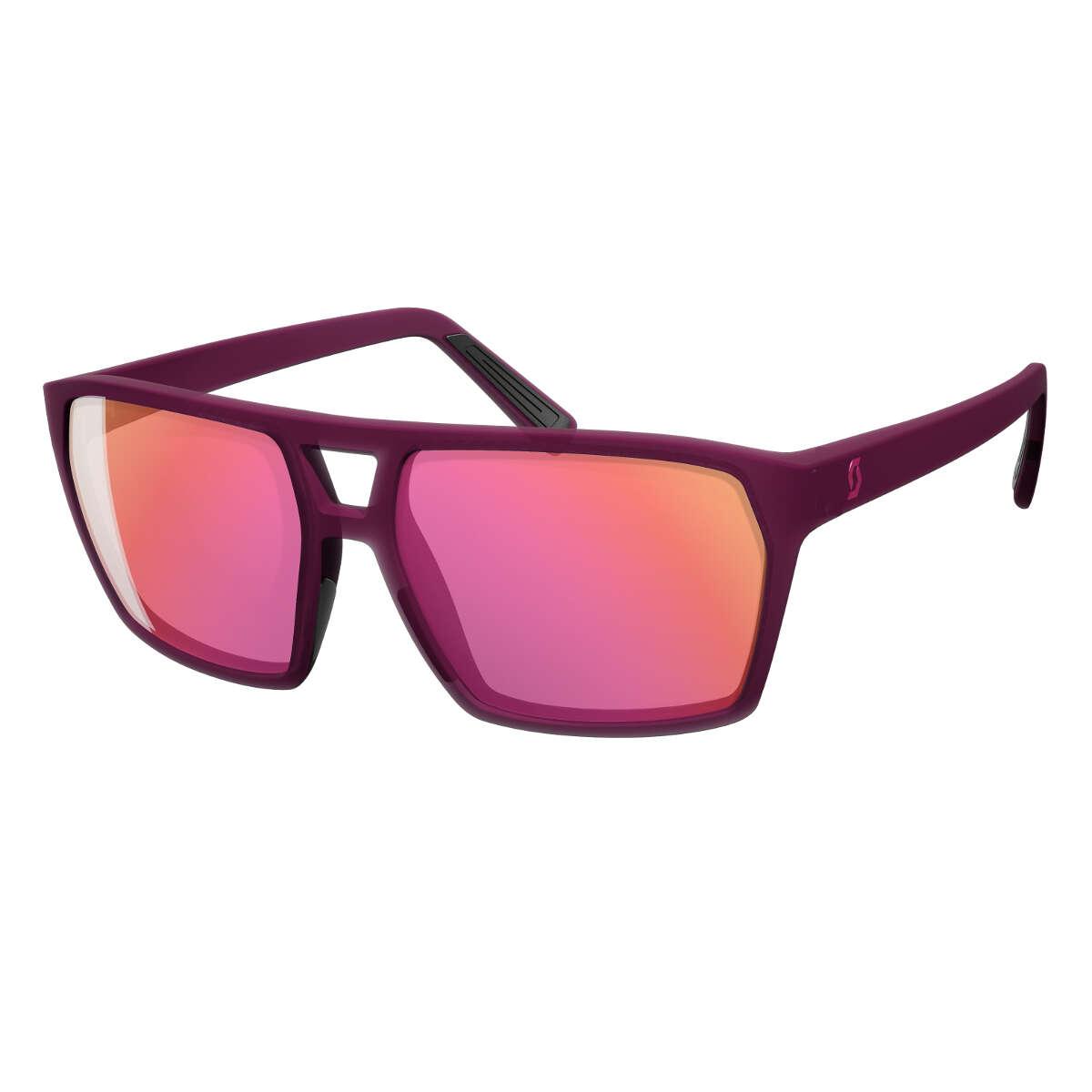 Scott Sonnenbrille Tune purple pink chrome KiPpDrT