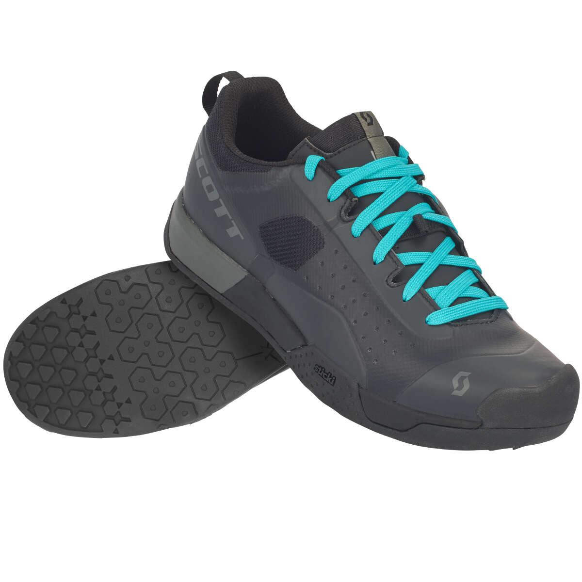 Scott Lace Girls MTB-Schuhe MTB AR Lace Scott Schwarz/Grau 01e1a4