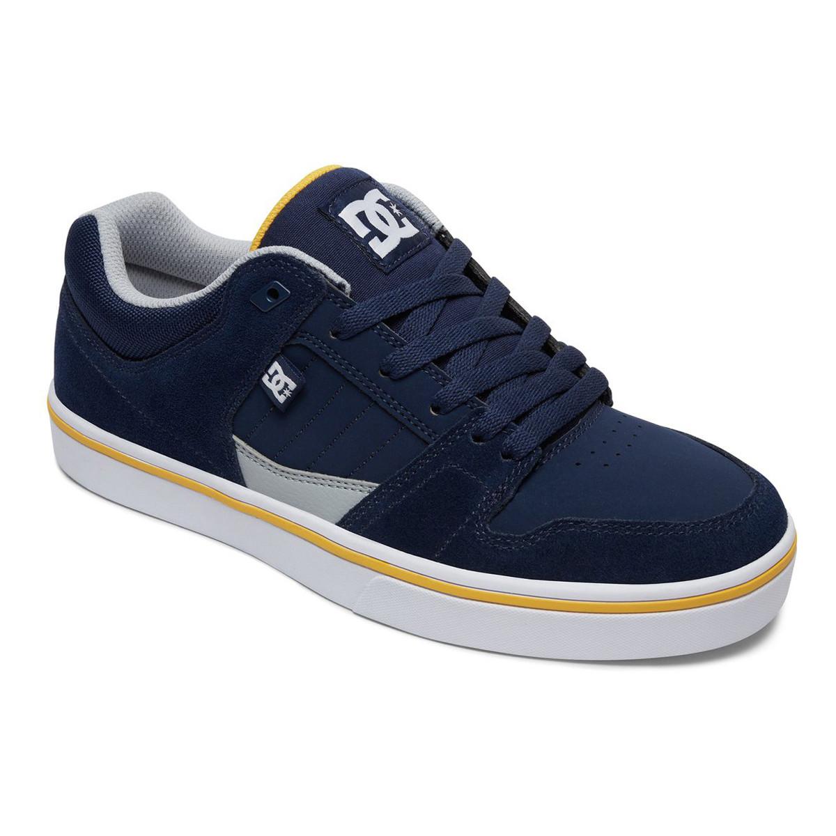 Course Dc Schuhe 2 gelb Navy 7TZB8S