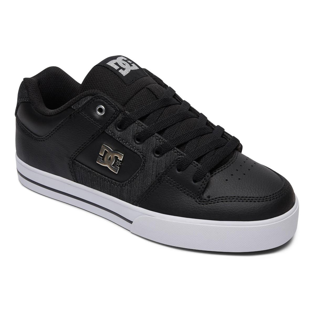 Shoes Pure Gris Se Noir Noir Dc zSxqd7d