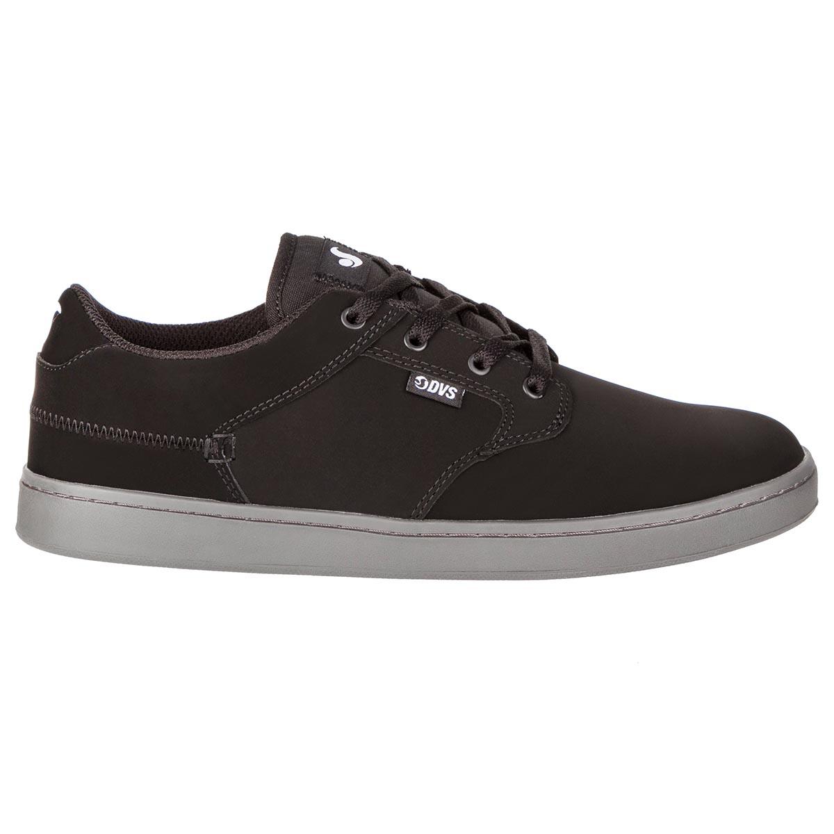 Billig gute Qualität DVS Schuhe Quentin Black Nubuck