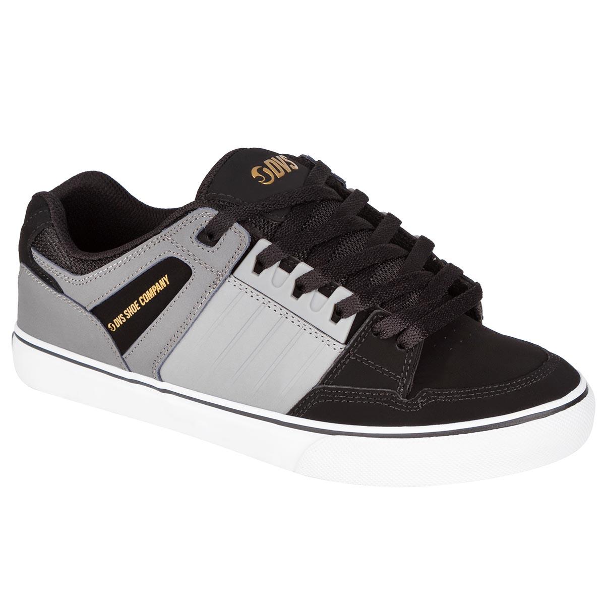 DVS Schuhe Celsius CT Charcoal Grey Black Nubuck