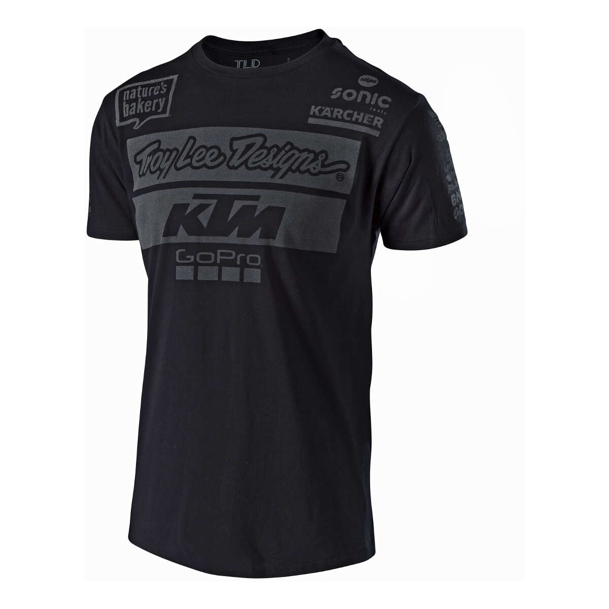 Troy Lee Designs T-Shirt KTM Team Black