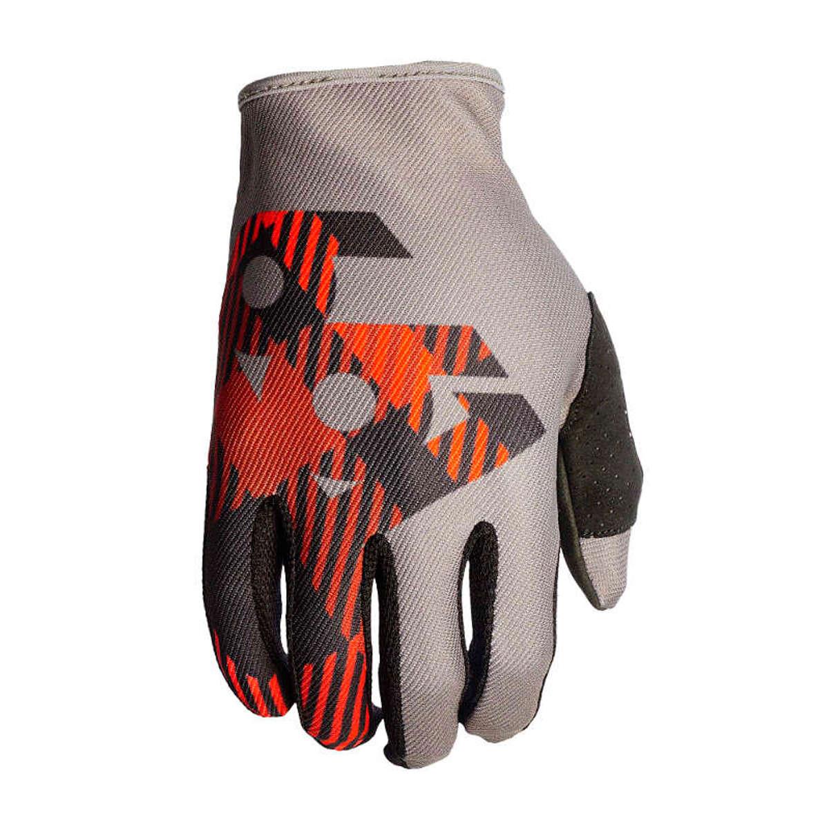 00b9ad31e644 SixSixOne Bike Gloves Comp Stone Flannel 2019 | Maciag Offroad