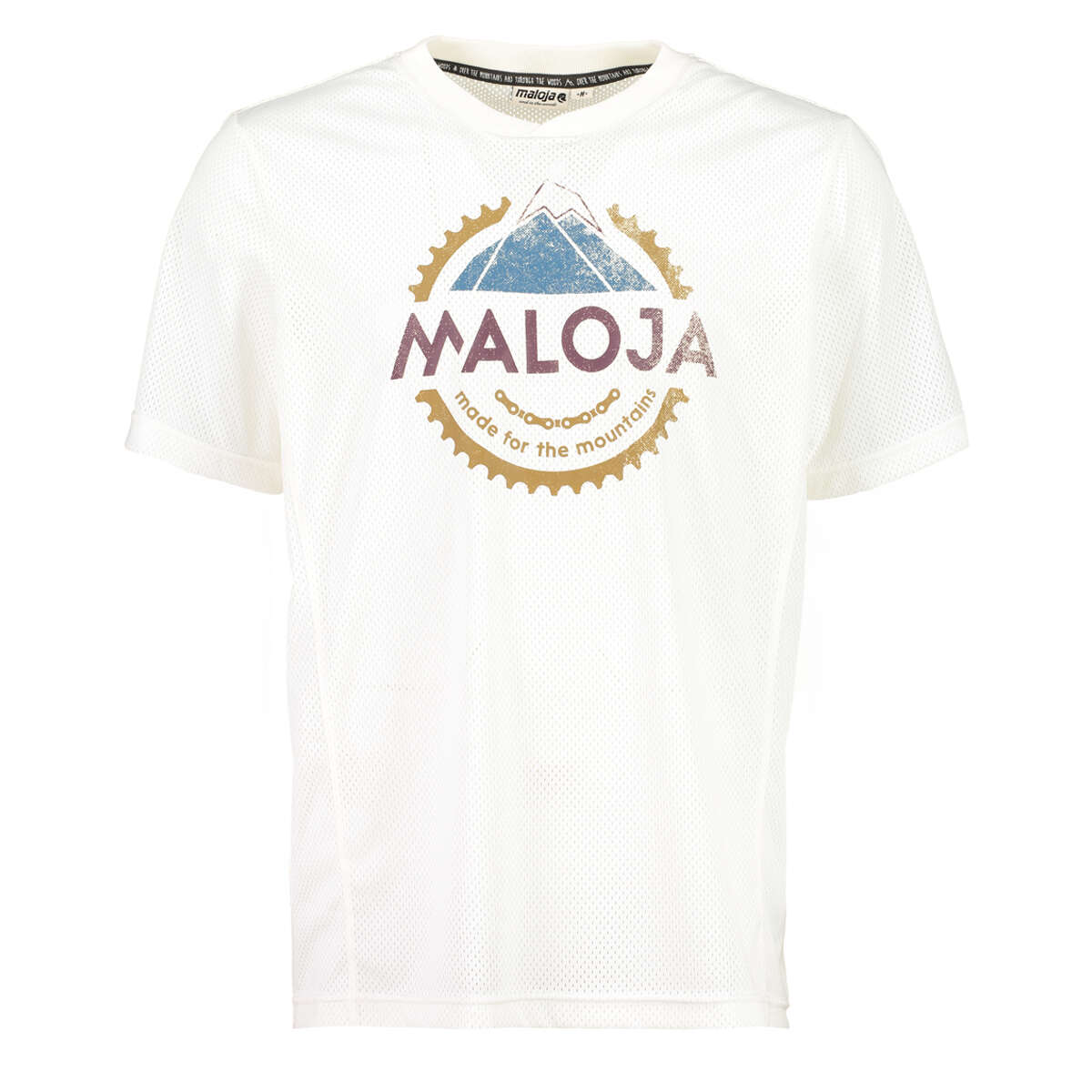 Maloja All Mountain-Jersey Kurzarm ErnestM. ErnestM. Kurzarm Vintage Weiß 394b58