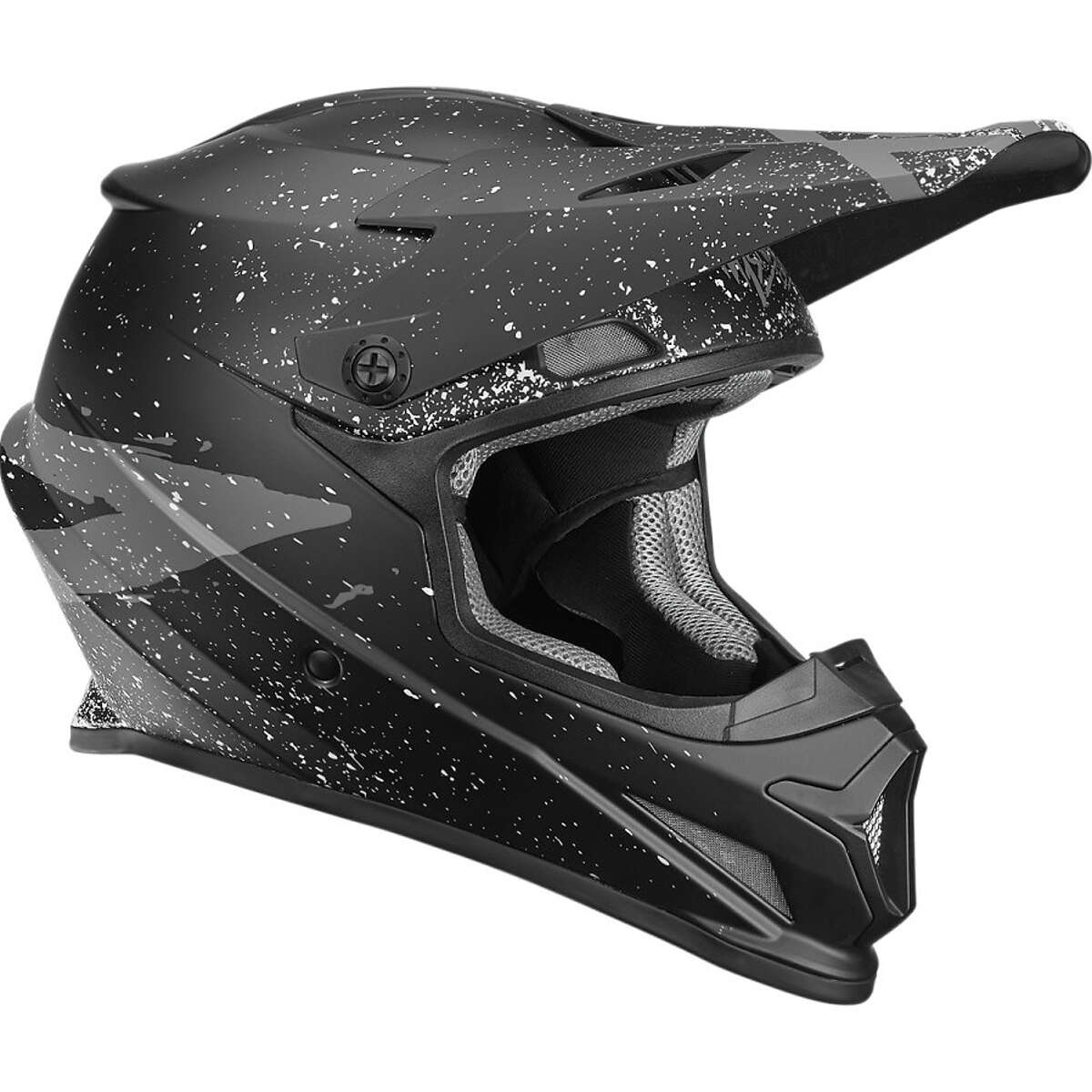 Thor Helm Sector Hype - Schwarz/Charcoal